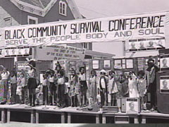 Black Community Survival Conference