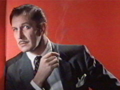 the man - Vincent Price