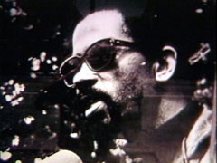 Eldridge Cleaver, Minister of Information for the BPP